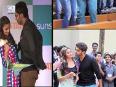 Arjun Kapoor Tries To Kiss Alia Bhatt In Public