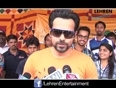 Spotted Emraan Hashmi At Meida Cup Tournament