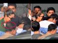 Shahrukh Khan Warns His Happy New Year Cast