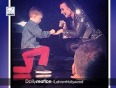 Demi Lovato Gets Engaged To 5 year Old During Concert