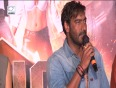 Ajay Devgns Funny Comment On His Abs