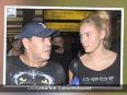 Maradona Caught Hitting His Girlfriend