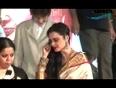 Amitabh Avoids Rekha