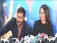 Ajay Devgn And Sonakshi Sinha Promote Action Jackson