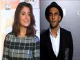 Ranveer Singh and Anushka Sharma Get INTIMATE
