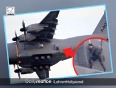 Tom Cruise hangs from a military plane for the new Mission Impossible