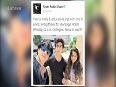 Shahrukhs Selfie With Aryan And Suhana