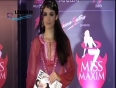 Miss maxim 2014 launch with fashion show gen 160913