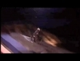 Awesome wheelchair stunt-jump