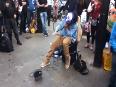 Street dj beatbox brilliance