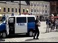 Cops Dancing On Duty