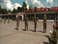 Soldiers Awesome Rifle Throw