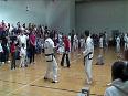 Karate Training Mistiming