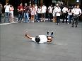 Slow Motion Dance Performance