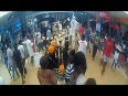People Gets Scared At Mall