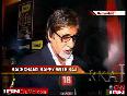 Bachchans visit Hyderabad to promote Sarkar Raj