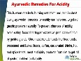 Ayurvedic Remedies for Acidity and Heartburn to Get Quick Relief