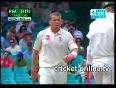 South Africa Fighting With Australia in Sydney Test