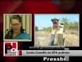 Sonia Gandhi explains the benefits of Mahatma Gandhi NREGA policy