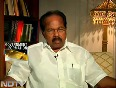 Cong leadership to decide on SP  Moily
