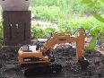 Backhoe For Kids  Excavator Videos For Children  Digger Videos For Children