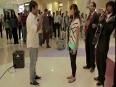WATCH: A failed wedding proposal at a shopping mall
