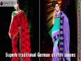 Chiffon sarees Online