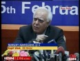 minister kapil sibal video