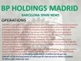 BP Holdings Madrid Barcelona News TNK-BP