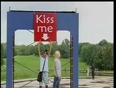 Funny kissing video