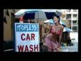 Topless car wash