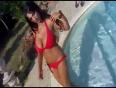 Model oops photoshoot video