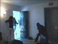 Robber in Girls Hostel Video
