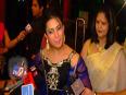 Ishita aka Divyanka Tripathi At Raman aka Karan Patel 's Sangeet Ceremony