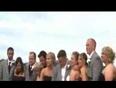 Couples on bridge collapse video