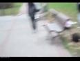 Wife punish drunk husband video