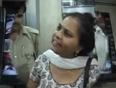 Lady jewel thief caught on cctv video