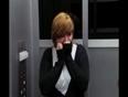 Scandal in elevator video