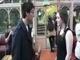 Girl slapped boy video