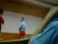 Brutal beating by teacher video