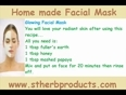 Home-made-facial-mask-and-skin-care-tips