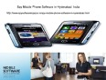 Spy Mobile Phone Software in Hyderabad, India