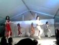 Danza del vientre grupo i. fin de curso distrito sur 2011 - youtube