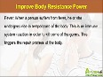 Improve Body Resistance Power In A Safe And Natural Way