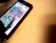 Frog plays ant crusher and eat my finger full video iphone - youtube