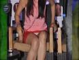 Aditi rao shows her panty