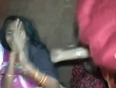12-dec-woman caught selling a voung girl in bihar's bhagalpur visual shows people thrashing the woman on the streets of bhagalpur
