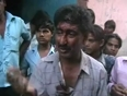 Video 3- firozabad - 10 apr - daring woman beating up a man of the streets in firozabad, byte  pidit